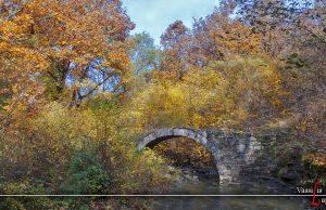 Πέτρινο Γεφύρι του Γερομνιού Κήποι Ζαγορίου Ιωαννίνων. Βασίλης Λάππας